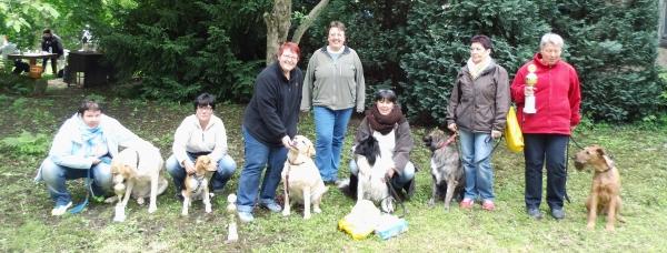 Hundeboard Treffen